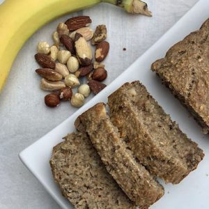 gezond bananenbrood resultaat