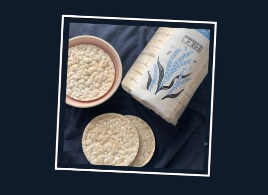 hoe gezond zijn rijstwafels
