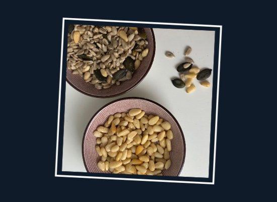hoe gezond zijn pitten en zaden voedingswaarde